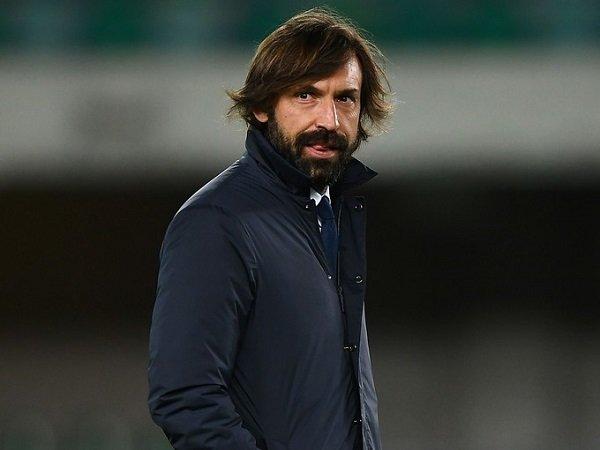 Andrea Pirlo tidak memiliki banyak pilihan di skuat Juventus akibat badai cedera.
