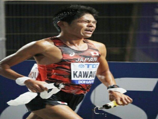 Yuki Kawauchi Terima Penghargaan dari Guinness World Records