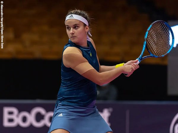 Clara Burel melaju ke babak kedua Lyon Open 2021