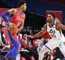 Donovan Mitchell Mengaku Kecewa Jazz Dikalahkan Sixers