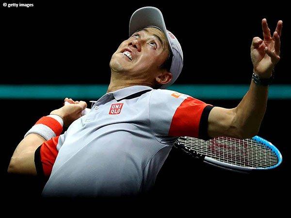 Kei Nishikori melangkah ke perempatfinal Rotterdam Open 2021