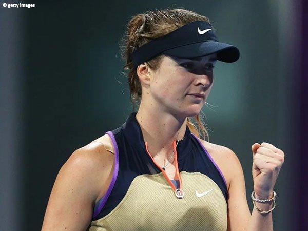 Elina Svitolina meluncur ke perempatfinal Qatar Open 2021