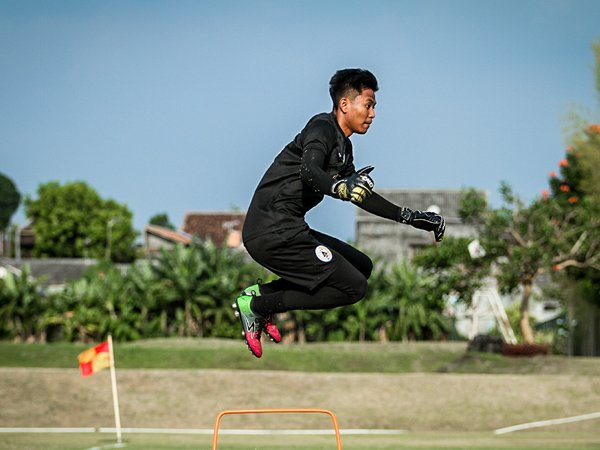 Dimas Fani dipromosikan ke tim senior PSS Sleman
