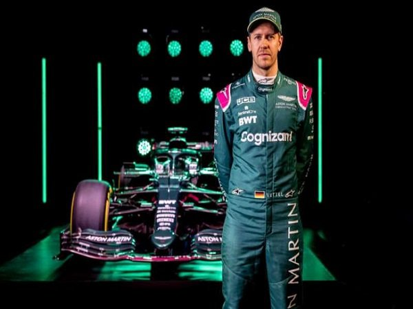 Pebalap anyar Aston Martin, Sebastian Vettel. (Images: Getty)