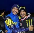 Valentino Rossi Perlakukan Morbidelli Sebagai Lawan Sekaligus Rival