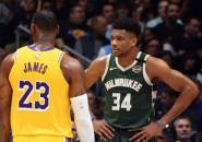 Antetokounmpo Pede Bisa Bawa Tim LeBron Menang di NBA All-Star