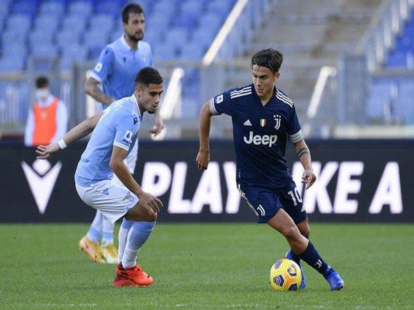 Lazio vs Juventus di leg pertama