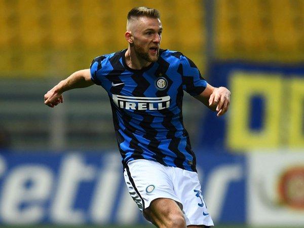 Bek Inter Milan, Milan Skriniar.