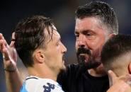Agen Bek Napoli Tepis Rumor Pertikaian Kliennya dengan Gattuso