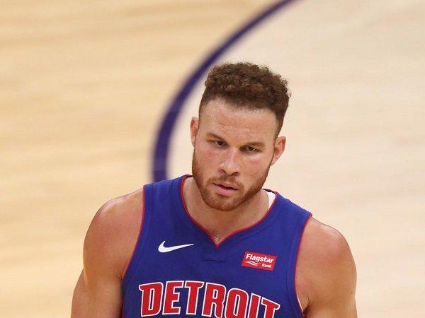 Detroit Pistons sepakat untuk lepas Blake Griffin jadi free agent.