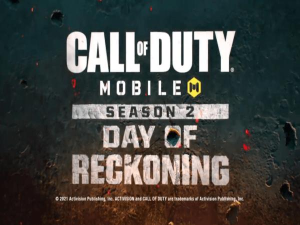 Call of Duty: Mobile Season 2 Days of Reckoning Bawa Banyak Fitur Baru