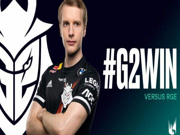 G2 Esports Menangi Laga Perebutan Puncak Klasemen LEC 2021 dari Rogue