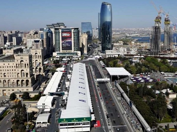 GP Azerbaijan gelar balapan F1 2021 tanpa penonton. (Images: Getty)