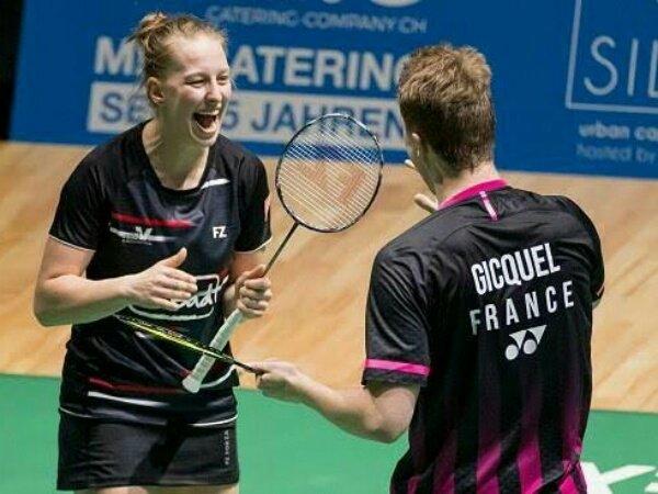 Kemenangan Penting Para Pemain Ganda Eropa di Swiss Open