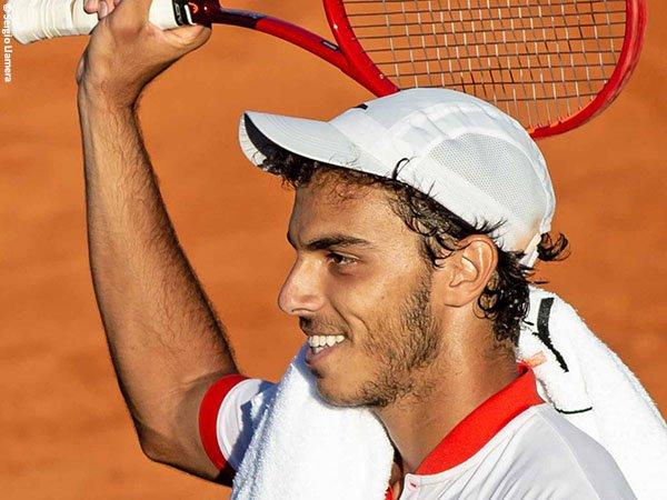 Francisco Cerundolo melangkah ke semifinal Argentina Open 2021