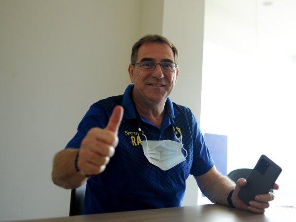 Pelatih Persib, Robert Rene Alberts