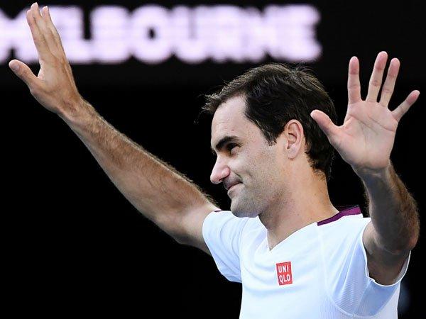 Roger Federer bersemangat untuk kembali beraksi dan mengawalinya di Doha musim 2021