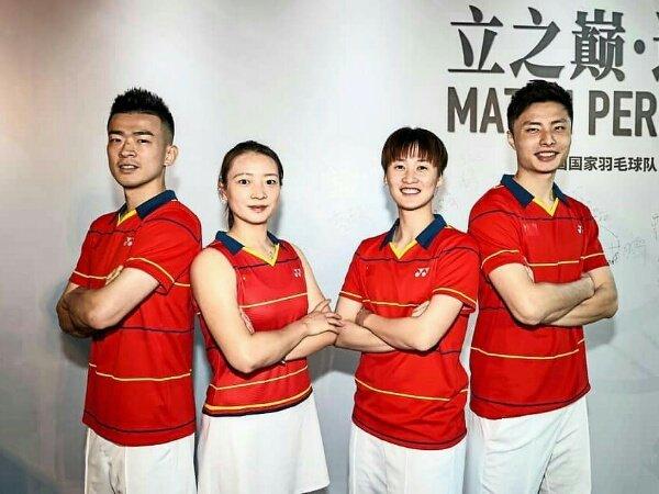 Tim Nasional China Comeback di Malaysia Open 2021