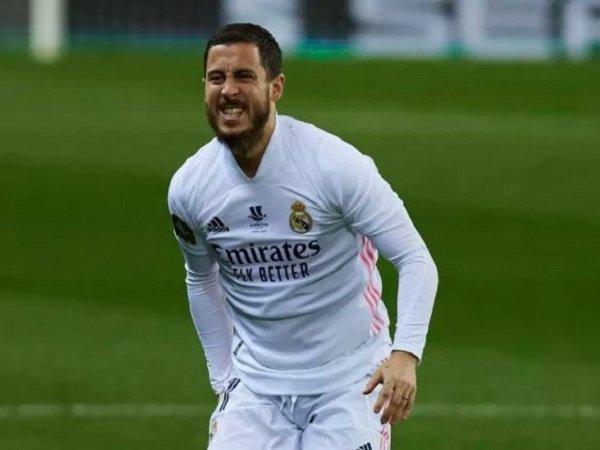Eden Hazard kembali mengalami cedera. (Images: Getty)