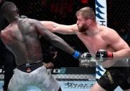 Kalahkan Adesanya, Jan Blachowicz Pertahankan Gelar Kelas Berat Ringan UFC