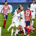 Miris! Atletico Madrid Belum Pernah Menang vs Real Madrid Sejak Juli 2019