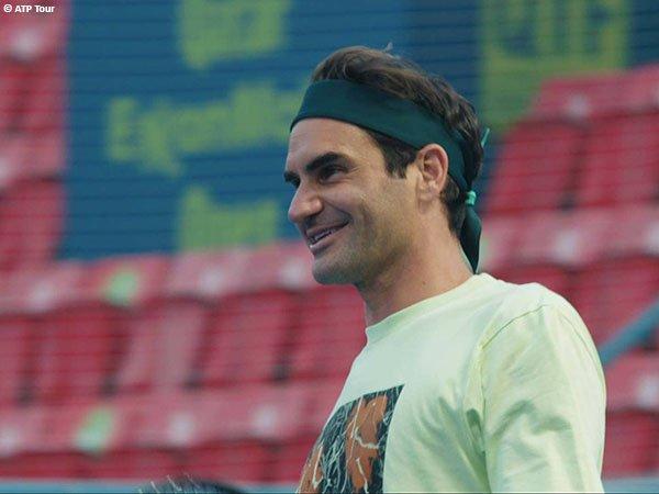 Roger Federer akan kembali beraksi di Qatar Open 2021 setelah terakhir kali berkompetisi di Australian Open 2020