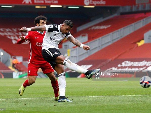 Liverpool kembali menelan kekalahan di Anfield