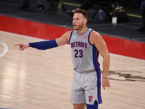 Blake Griffin butuh selangkah lagi untuk berseragam Brooklyn Nets.
