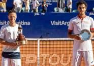 Diego Schwartzman Wujudkan Mimpi Dengan Juarai Argentina Open