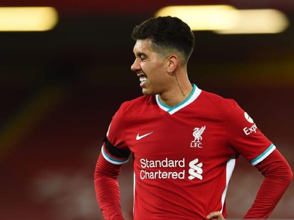 Firmino Korban Cedera Terbaru, Liverpool Semakin Menderita