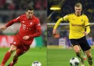 Hattrick Lewandowski dan Brace Haaland Menjadi Penentu Der Klassiker