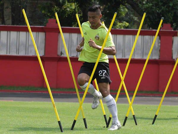 Kapten Bhayangkara Solo FC, Indra Kahfi