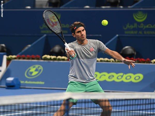 Roger Federer siap kembali berkompetisi di Qatar Open musim 2021