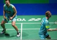 Kim/Rasmussen Kuasai Gelar Ganda Putra Swiss Open 2021