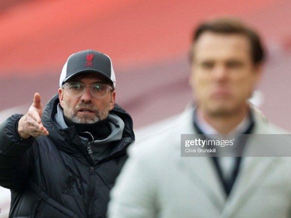 Klopp tak mau berkomentar banyak terkait kesempatan timnya lolos Liga Champions