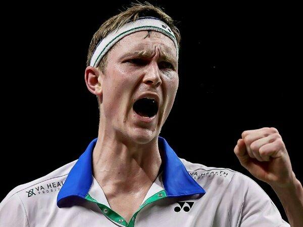 Victor Axelsen Juara Tunggal Putra Swiss Open 2021