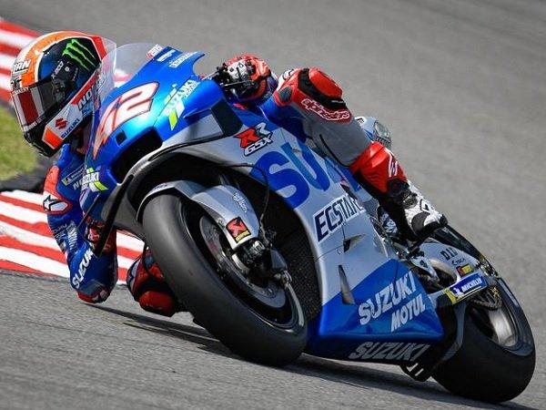 Alex Rins, Suzuki Ecstar.