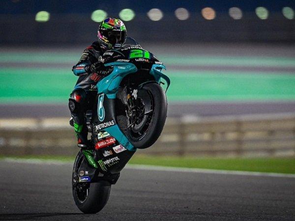 Franco Morbidelli lega Yamaha lakukan banyak pembenahan pada motornya.