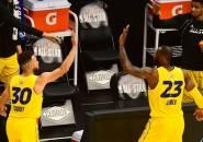 LeBron James Ulah di Balik Performa Apik Lillard dan Curry di All-Star Game