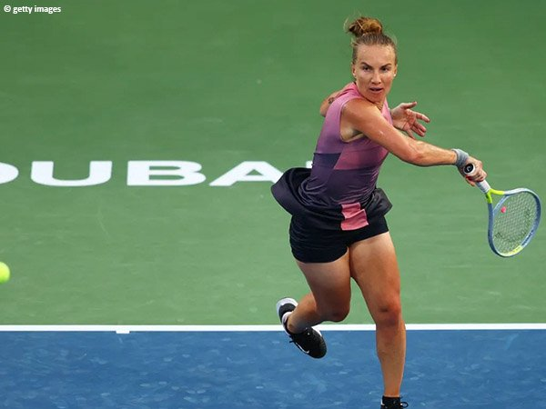 Svetlana Kuznetsova menembus babak ketiga di Dubai musim 2021