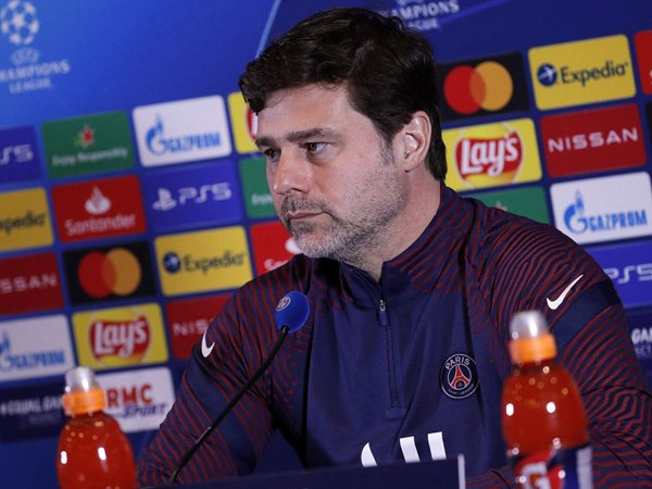 Manajer Paris Saint-Germain, Mauricio Pochettino.