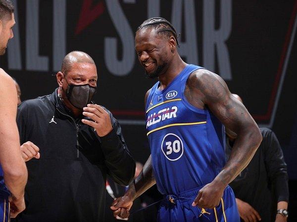 Julius Randle bahagia akhirnya bisa tampil di All-Star Game.