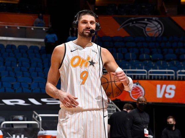 Orlando Magic ingin terus pertahankan Nikola Vucevic dalam tim.