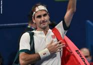 Meski Telan Kekalahan Di Doha, Roger Federer Ambil Hal Positif