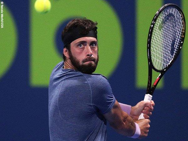Nikoloz Basilashvili melaju ke semifinal Qatar Open 2021