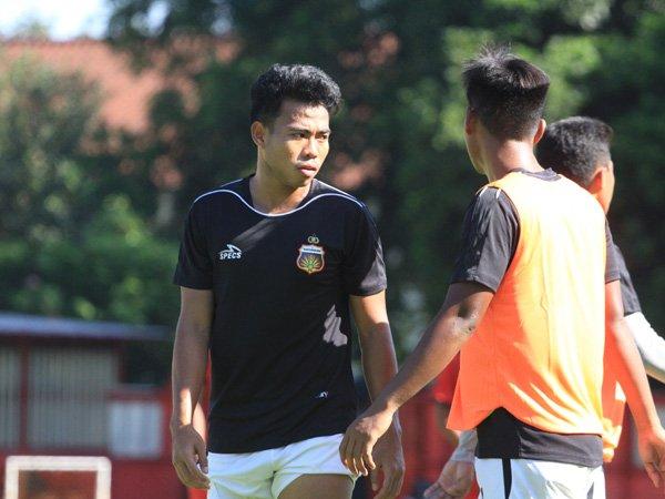Nurhidayat resmi pulang ke PSM Makassar
