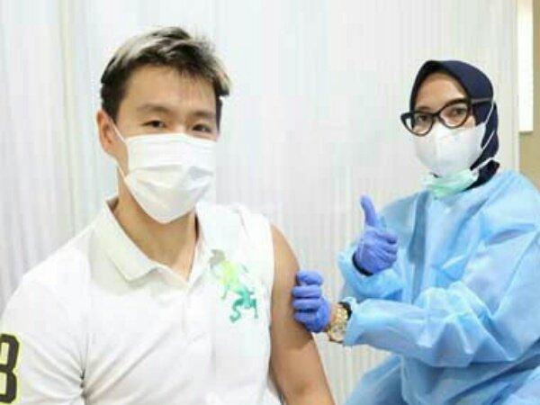Terima Vaksin Tahap Kedua, Tim Indonesia Optimistis ke All England