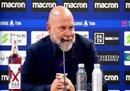 Dikalahkan Lazio, Cosmi Klaim Crotone Terlalu Takut