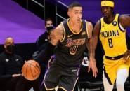 James Angkat Topi Lihat Performa Kuzma Saat Kalahkan Pacers