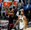Kalah Telak Dari Clippers, Stephen Curry Marah Besar